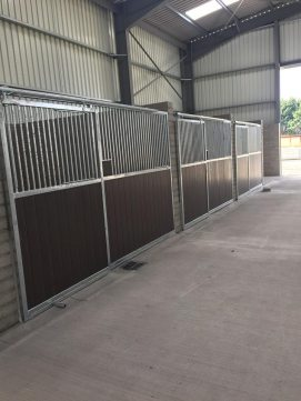 stable fronts
